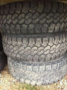 TIRES-ASSORTED---SPRING CLEANING-CHEAP AND FREE