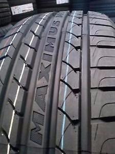 4 pneus d'été neuf, Maxtrek, Maximus M1, 225/45/17.