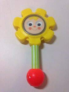 Fisher Price vintage rattle