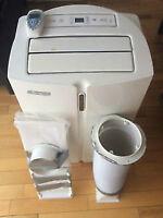 2- climatiseur  Portable Air Conditioner/ garrison 14000btu 4en1