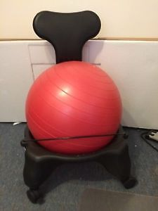 wanted ball chair