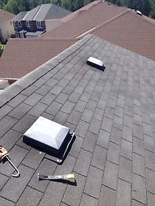 Roofing and siding repair services available Edmonton Edmonton Area image 3