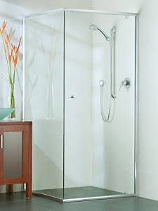 New Shower Screens and Mirrors Bli Bli Maroochydore Area Preview