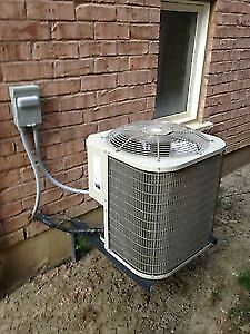 Central Air Conditioner Services Repairs Diagnose Relocate TopUp