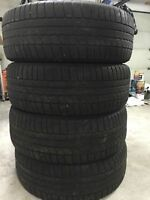 Continental pneus 4x4 Winter Contact - 265/60R18