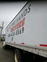 Helping  Hands Movers with 26 years experience, fully insured