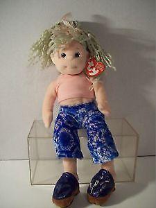 Adorable Annie Ty Beanie Bopper plush doll