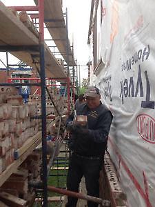 Maçonnerie, restauration de murs, crépis, cheminée, fissure West Island Greater Montréal image 8