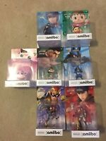Selling multiple Amiibos BNIB