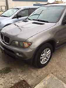 2005 BMW X5 ALL WHEEL DRIVE FULLY LOADED
