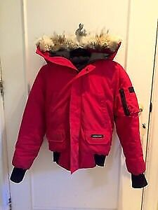 Canada Goose Jacket Kids small