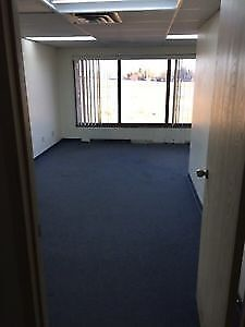 South Edmonton Office Space ~250-500sq ft ~Available