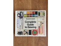 GUIDE TO SEWING (READERS DIGEST ) 1978 -1St EDITION - EX CONDITION