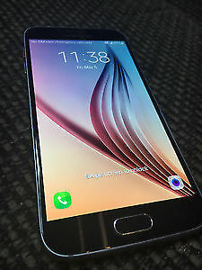 Mint Condition Samsung Galaxy S6 W Tempered Glass Protector $325