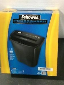 Shredder, NEW Sealed Box, Fellowes Powershred P5+