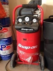 snap on 20 gallon air compressor