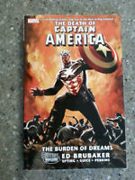 Captain America Graphic Novel Death of Captain America