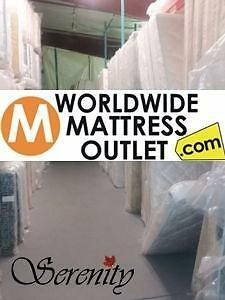 Brand New CANADIAN made Mattresses in Chatham.