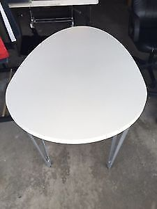 ALMOST FREE!  Egg-shaped/Oval Tabletop from Ikea