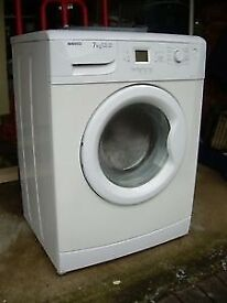 43 Beko WME7227 7kg 1200Spin White LCD A+A Rated Washing Machine 1 YEAR GUARANTEE FREE DEL N FIT