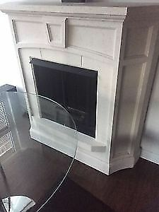 Fire place - ethanol