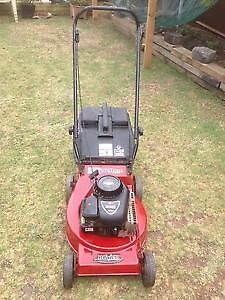 Rover Petrol Lawn Mower - 4 stroke, South Yarra Stonnington Area Preview