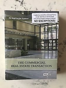REAL ESTATE COMMERCIAL BOOK - OREA