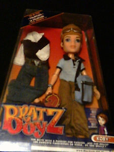 Koby Bratz boy barbie doll. Brand new in box