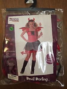 Girl's Devil Darling Halloween Costume (in Tisdale)