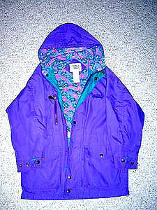 hooded Jacket from Northern Getaway . Youth size Medium