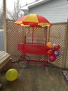 Mini hot dog cart. Pls see other ads. Everything reduced!