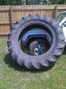 WANTED - Large used tractor or truck tyres Sale Wellington Area Preview