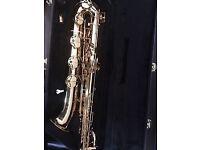 ***EXCELLENT CONDITION *** Yanagisawa Baritone B901 Saxophone