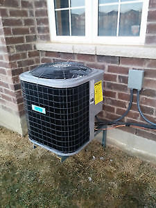 Air Conditioner Disconnection and Relocation Services Oakville / Halton Region Toronto (GTA) image 3