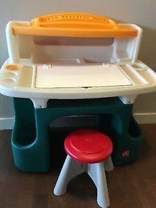 Child Art Desk. $40 OBO Must sell