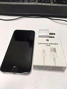 Black iPhone 6 Locked to Rogers 9/10 Condition
