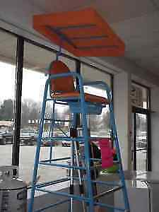 PAN AM GAMES EVENT HIGH CHAIR - AS NEW Kitchener / Waterloo Kitchener Area image 4