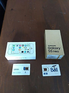 Brand new IPhone 5s 16gb Bell
