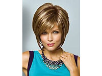 Brand New Noriko Wig. Very natural and realistically soft.