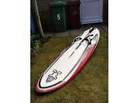 Windsurfer Starboard Kode 2010 Size 103 litre