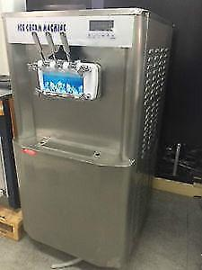Soft Ice Cream Machine, New Model   MKK 836 , Also Available In Stock  MMK128 12 Liters and MK938 38 Liters