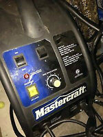 Mastercraft Mig and Flux Welder.