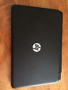 hp laptop in excellent condition