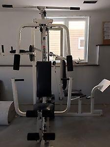 Weirder Pro 9635 full gym system
