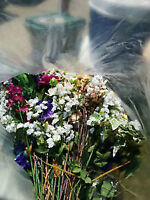 Mixed Variety of Silk Flowers