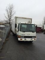 diesel camion hino tres bonne condition 7500$