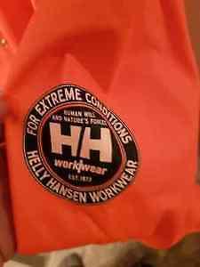 Helly Hansen brand new Wabsuh Fire Resistant HI Vis work jacket Oakville / Halton Region Toronto (GTA) image 2