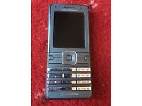 CLASSIC SONY ERICSSON K770i MOBILE PHONE - TRUFFLE BROWN - UNLOCKED - MINT CONDITION!