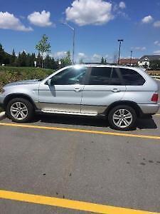 2004 BMW X5 SUV, Crossover