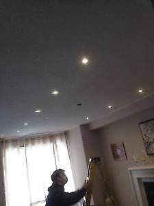 ---pot light installation professional---